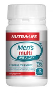 nutralife mens multivitamin