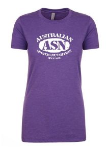 ASN Ladies Crew Shirt