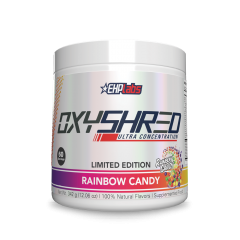 Oxyshred Limited Edition Rainbow Candy