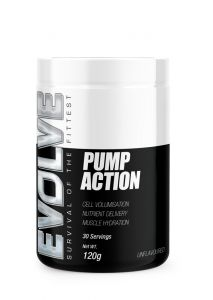Evolve Pump Action