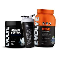 Evolve Rapid Recovery Pack