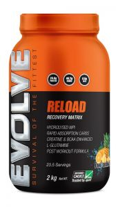 Evolve Reload Post-Workout Protein