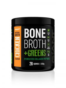 Bone Broth + Greens