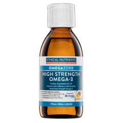 Hi-Strength Fish Oil Liquid