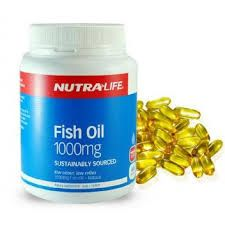 Nutralife Omega 3 Marine Fish Oil 1000mg