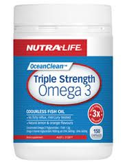 Nutralife Triple Strength Omega 3