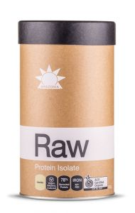 Raw Protein Isolate - Organic (Pea/Rice)