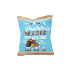 Protein Milk Chocolate Coated Snack