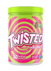 Twisted Pre Workout