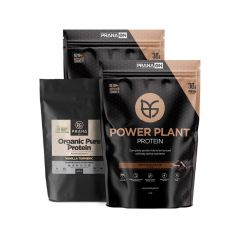 PranaON Power Plant Protein Bundle