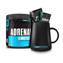 Adrenal Switch with FREE Loaded Mug
