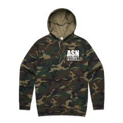 ASN Fuelled Limited Edition Camo Hoodie