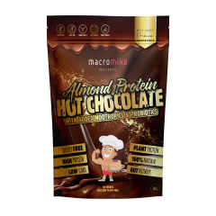 Almond Protein Hot Chocolate
