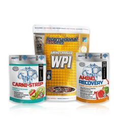 International Protein Energy & Recovery Bundle