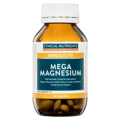 ethical nutrients mega magnesium tablets