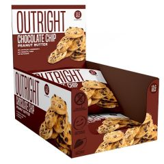 Outright Bar-Box of 12-Chocolate Chip Peanut Butter