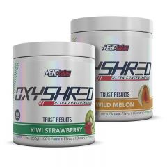 OxyShred Twin Pack