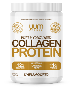 Yum Pure Hydrolysed Collagen Protein